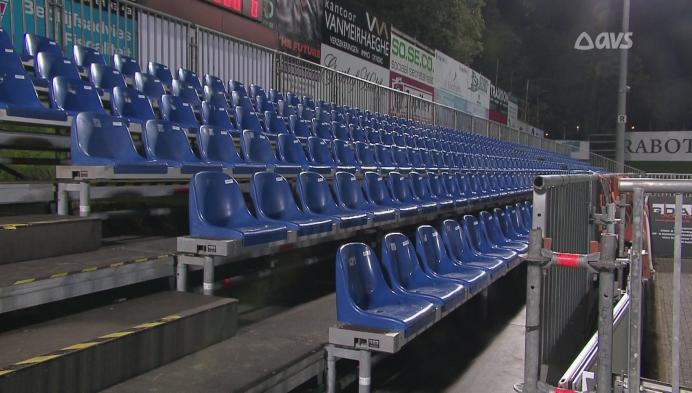 SK Deinze speelt gelijk tegen Westerlo